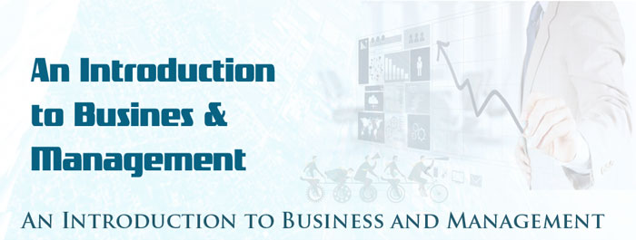 Course Image B100: Block-1: Intro. to Business Management