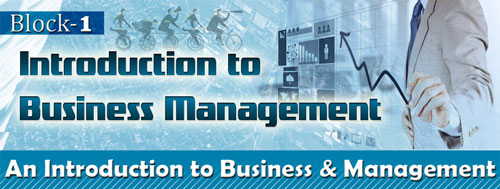 Course Image BBM-1.1: Intro. to Business Management (Block-1 - Introduction)(July-18)